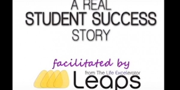 A Student Success Testimonial: Bullying