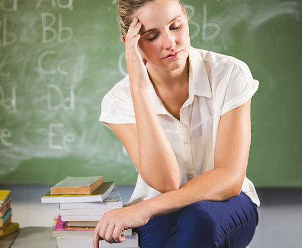 The Teacher Dropout Rate